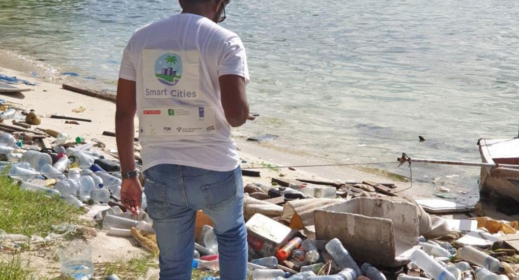 Developing an EPR scheme for plastic and packaging waste in the Maldives